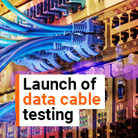 BASEC launches cable testing and certification to the data communication market
