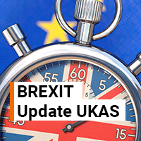 BREXIT update: Continued validity of UKAS accredited certifications explained
