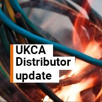 UKCA update for cable stockists and distributors
