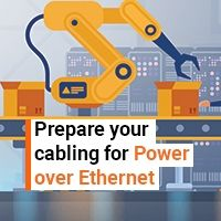 Preparing your cabling for PoE