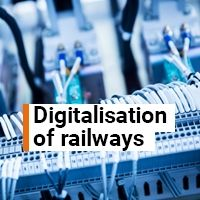 Digitalisation of railways with approved cable products