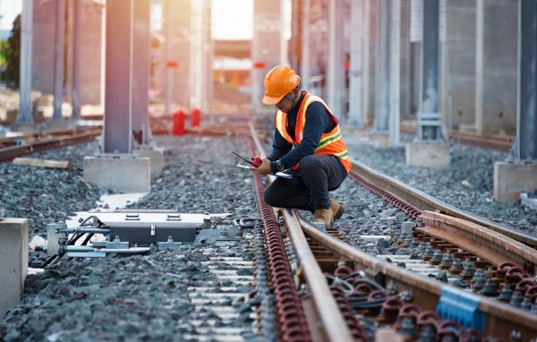 Supporting railway cable performance and ongoing surveillance for safer networks