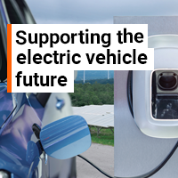 Challenges the power network faces to support the electric vehicle future
