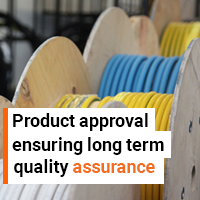 Why a BASEC product approval is the smart decision to ensure long term cable quality assurance
