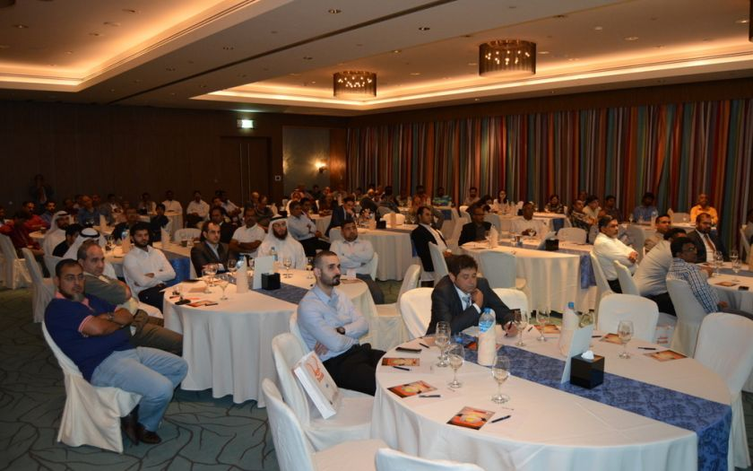 About 200 senior MEP professionals attended the event | Ducab And Basec Host Fire Performance Cables Technical Seminar