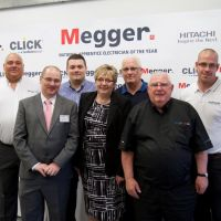 BASEC Judges Sparks Megger National Apprentice Electrician of the Year Finals