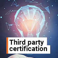 Do you need third party certification for your wire and cable?