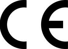 Low Voltage Directive and CE Marking Logo