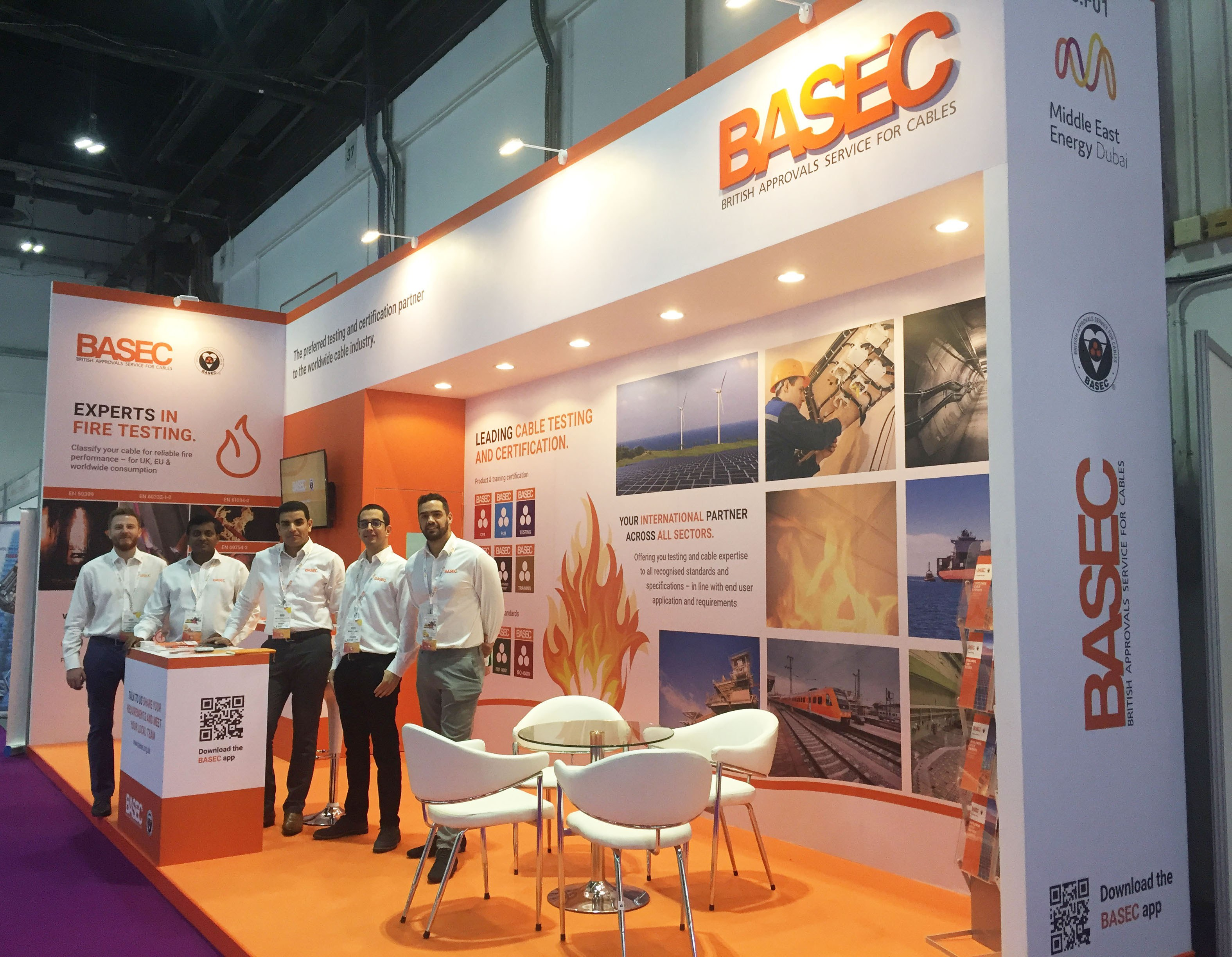 BASEC at Middle East Energy 2020