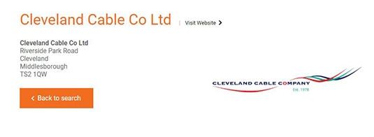 Registered Stockist Selector Tool profile